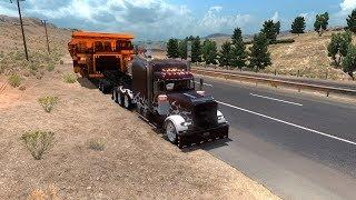2000 Mlie Haul   American Truck Simulator