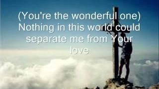 Watch Newsong Wonderful One video