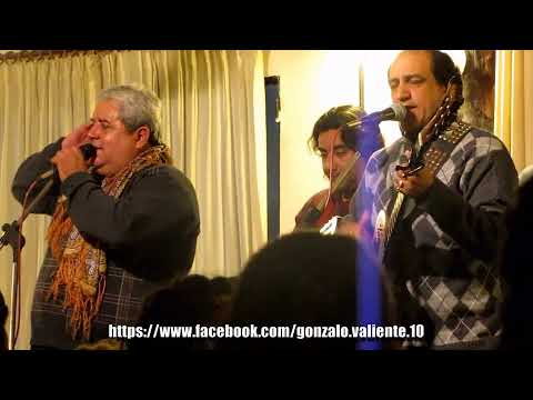 LOS CHANGOS - Franco Barrionuevo y Luis Paredes