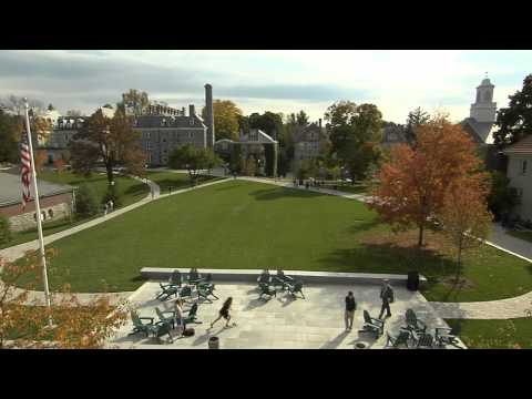 Blair Academy - Recruitment Video - Life on the Hill - Clip #2