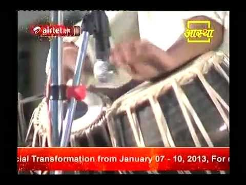 Shri ram chandra kripalu bhajman - Divine Bhajan( Volunteer...