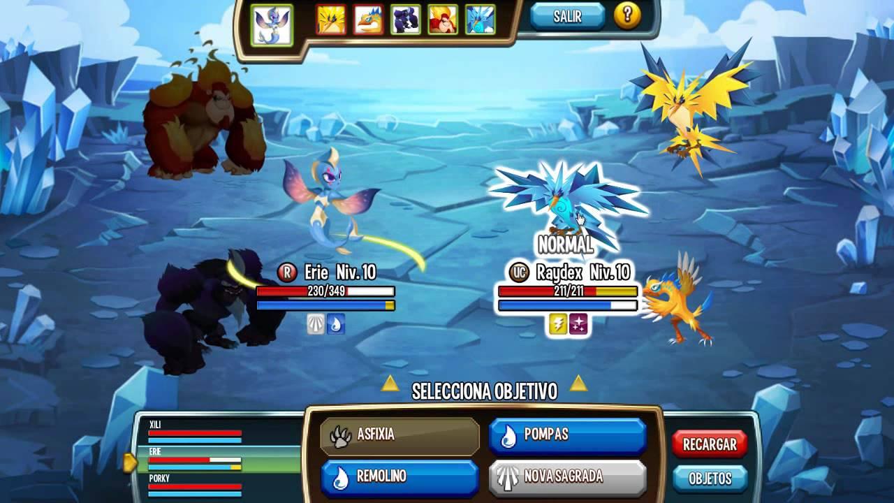 Monster Legends Review De El Monstruo Raane Youtube