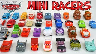 Disney Pixar Cars Mini Racer Cars Collection 45 Tiny Toy Car Characters DAY 16