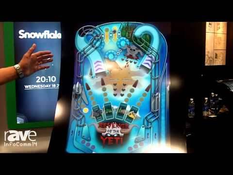 InfoComm 2014: Zytronic Launches its new Curved Touchscreen