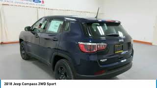 2018 Jeep Compass Holzhauer Auto and Motorsports Group 226811