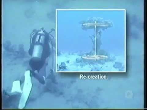 More Evidence of Chariot Wheels in the Red Sea Found in 2000