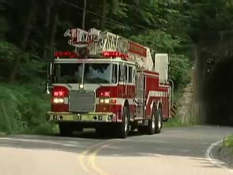 Cool BIG FIRE TRUCKS Kids Song   Music Video   DVD gift for child