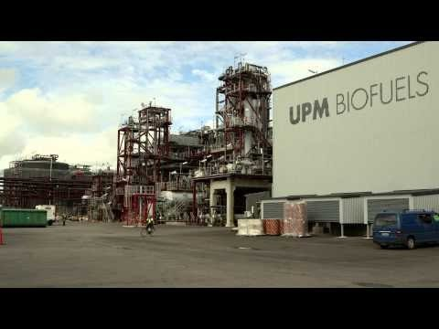 UPM BioVerno diesel story video – produced by European Commission