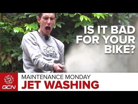 Should You Jet Wash Your Bike? | Maintenance Monday