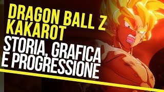 Dragon Ball Z Kakarot: storia, grafica e gameplay del nuovo gioco di DB