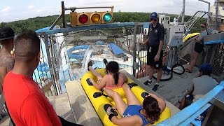 Master Blaster Water Slide at Schlitterbahn New Braunfels