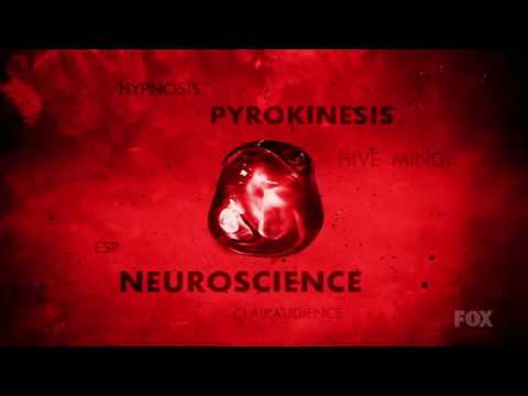 Fringe - Red Theme Intro, Alternate Universe (new)