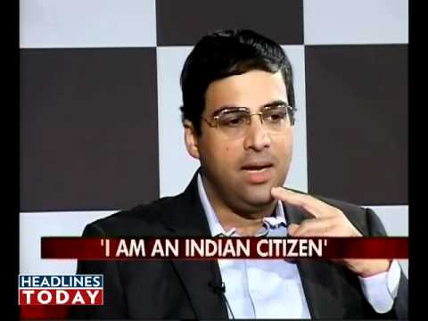 On the Couch with Koel - On the Couch with Viswanathan Anand