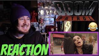 """Doom Patrol 1x14 REACTION!!! """"Penultimate Patrol"""""""