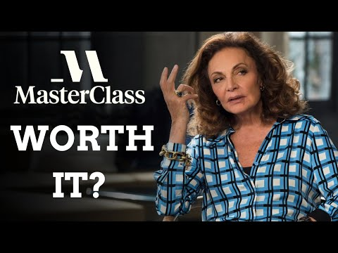 Diane von Furstenberg Masterclass - Is It Worth It? Overview & Review
