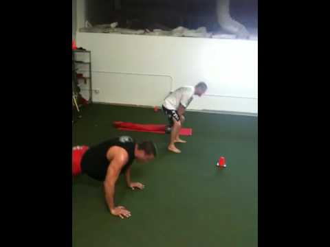Juggernaut Training Systems-grappling conditioning circuit Image 1