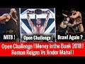 Download WWE Raw 21 May 2018 Highlights ! Brawl Again? Open Challenge ! Money inthe Bank 2018 ! Raw 5/21/2018 in Mp3, Mp4 and 3GP