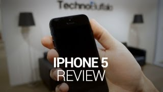 iPhone 5 Review!