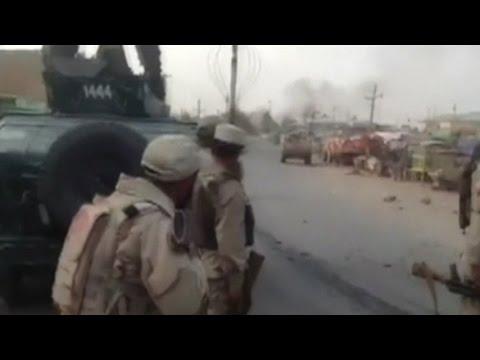 Saksi Mata Perebutan Kota Kunduz di Afganistan