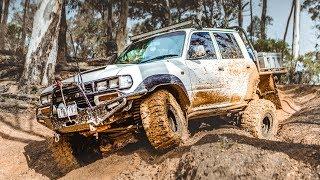 4WD 80 Series Meet! Sam's Chopped 80 Broke...   Toolangi 2019   Livin 4x4