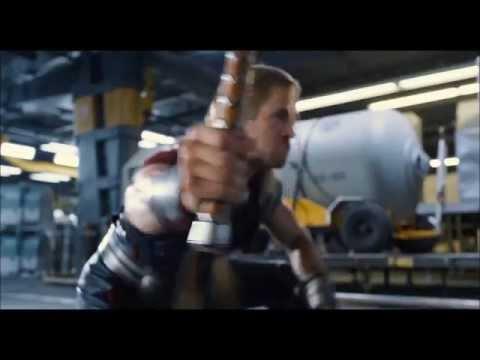 Avengers Music   Its My Life Bon Jovi
