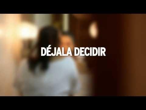 DÉJALA DECIDIR - Spot de TV