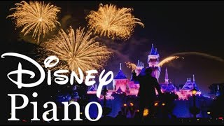 ディズニーピアノメドレー【作業用、勉強、睡眠用BGM】Disney Piano Medley for Studying and Sleeping
