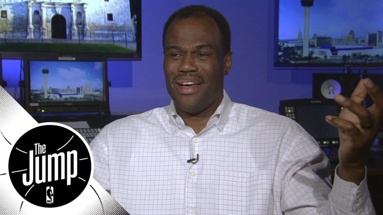 David Robinson on Kawhi Leonard trade: 'One of the oddest situations I've seen' | The Jump | ESPN