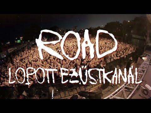 ROAD - Lopott Ezüstkanál (Hivatalos Szöveges Video / Official Lyrics Video)
