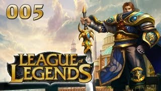 League Of Legends #005 - Garen [deutsch] [720p][commentary]