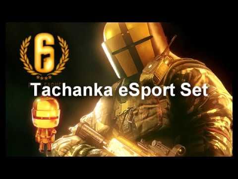 Rainbow Six® Siege - Tachanka eSport Set