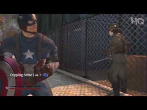 Análise - Captain America: Super Soldier (Dia de Avaliação)