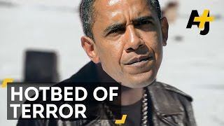 Obama Visits A 'Hotbed Of Terror' According To CNN