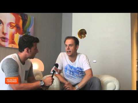 Exclusive Interview: Armin Van Buuren Talks His Love Of Trance And How To Stay Relevant [HD]