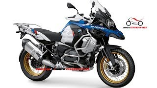 2019 BMW R1250 GS Adventure First Look | 2019 BMW R 1250 GS Adventure Preview