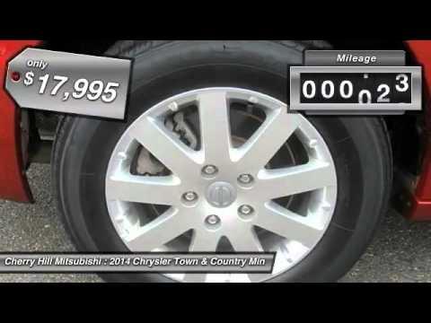 2014 Chrysler Town & Country Cherry Hill NJ 81978R