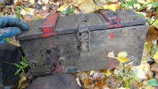 Раскопки Второй мировой N 44/ Searching relics of WW2 N 44 #SUBS