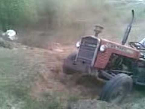 Tractor Stunt , Sohian video