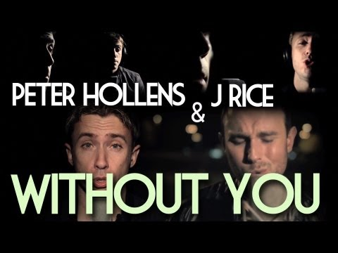 David Guetta (feat. Usher) - Without You (cover) - Peter Hollens...