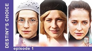 Destiny's Choice. Episode 1. Russian TV Series. Melodrama. English Subtitles. StarMediaEN