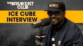 Ice Cube On Big3 & Why He Wants To