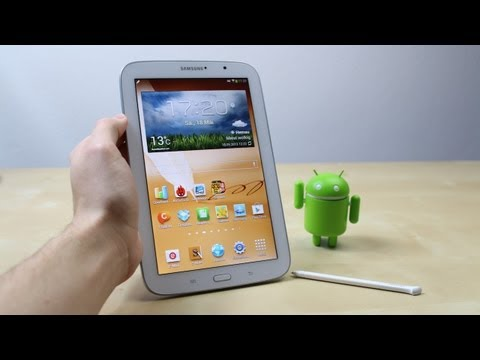 Review: Samsung Galaxy Note 8.0 (Deutsch)   SwagTab