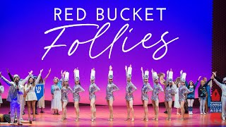 """The Radio City Chanukah Spectacular"" - Fiddler on the Roof in Yiddish the Red Bucket Follies 2019"