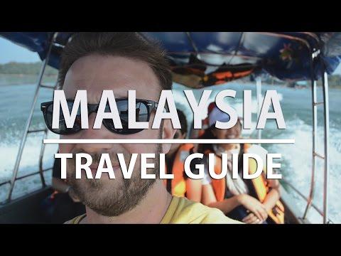 Travel Guide to Malaysia (Kuala Lumpur and Teranganu)