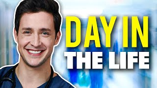 Day In The Life Of A Doctor | My FIRST Hospital Vlog!