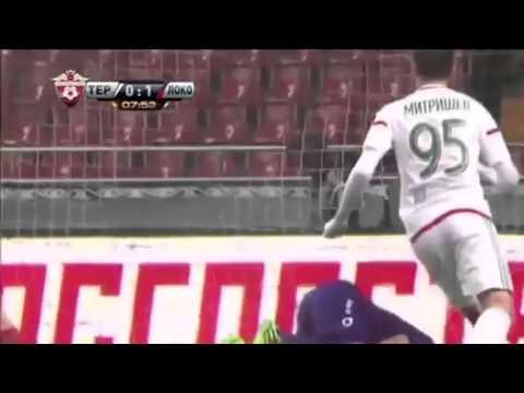 Терек 2:1 Локомотив