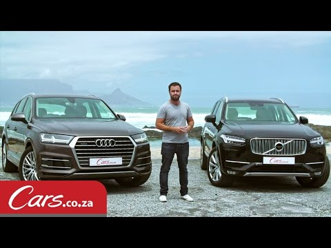 New Audi Q7 Vs Volvo XC90 – Detailed Review And Comparison