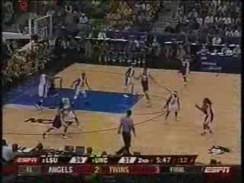 LSU Lady Tigers NCAA Elite Eight 2008 -