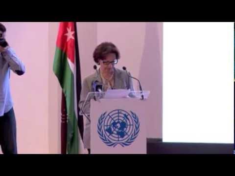 UN Day Celebration in Jordan 2013