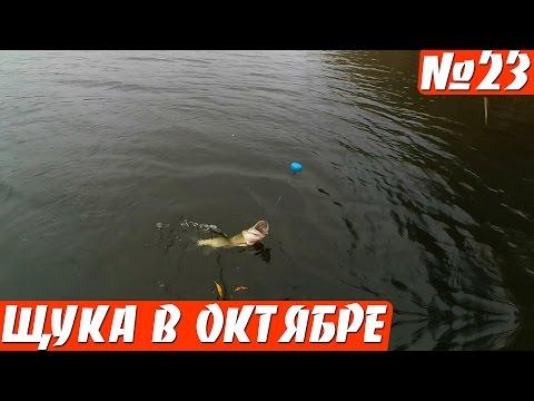 как ловить щуку на большой глубине